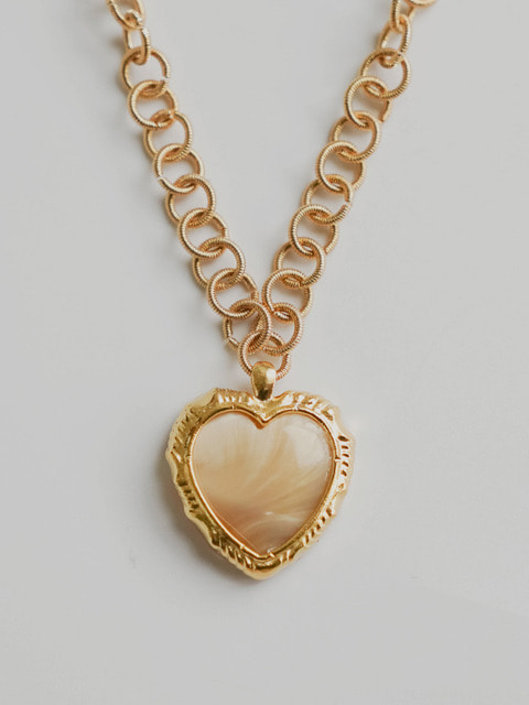 torin heart necklace