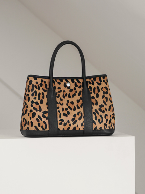 leopard kai bag