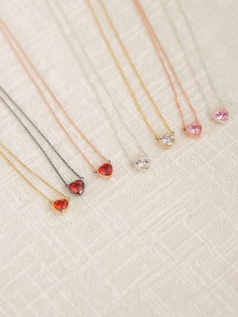 for you heart necklace