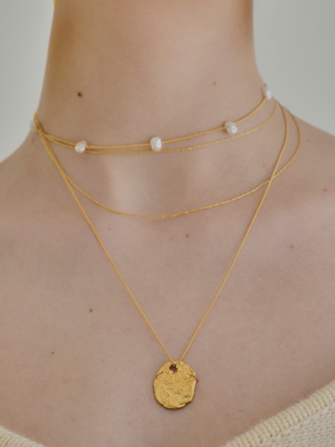 2-set comi necklace