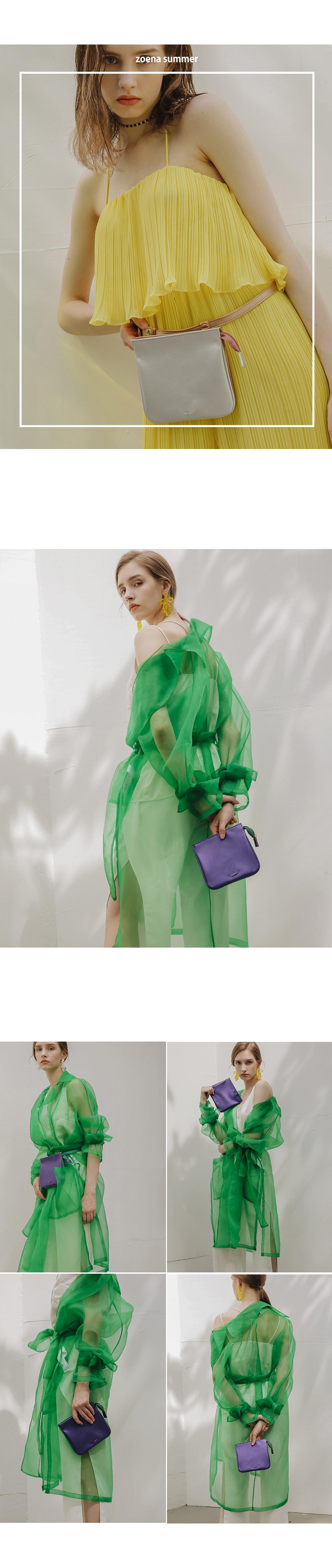 조에나(ZOENA) 미니 벨트 가방